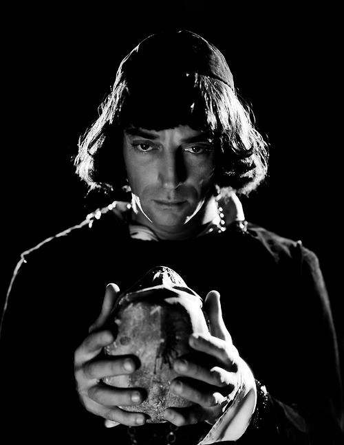 Buster as Hamlet 1930